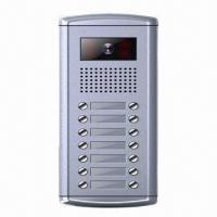 Quality Wired Video Intercom System with CCD Camera, Night Vision, Compatible with Commax Door Phones for sale