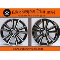 Quality 16inch Black Mercedes Benz Aftermarket Wheels Aluminum Alloy Wheels For B200 E260 for sale
