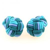 Buy 2014 New Arrival Colorful Silk Knot Cufflinks at wholesale prices