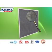 China Ventilation Nylon Mesh Pleated Panel Air Filters House Air Filters on sale