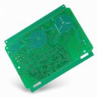 Quality Quick Peelable Mask Printed Circuit Board PCB 2 Layers with Leaded HASL for sale