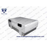 Quality High Power Prison Jamming System WIFI GPS Drone Signal Jammer for sale