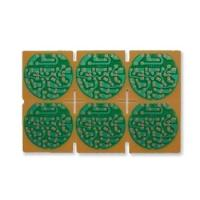 Quality Aluminum Base Double Layers PCB Board for sale