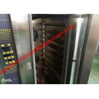 Quality SS Commercial Electric Hot Air Steam Convection Oven For Baking With 5 8 10 Trays for sale