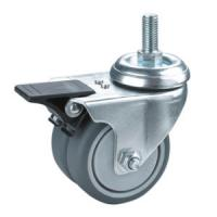 Quality twin wheels trolley caster for sale
