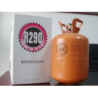 Quality R290 Propane Used in Air-Condition 5.5kg N. W. OEM Brand for sale