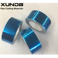 Blue Aluminium Lamination Butyl Flashing Tape For