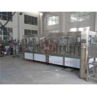 China Non Carbonated Water Bottle Filling Machine For Sugar Free Beverages on sale