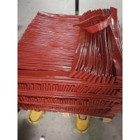 Buy cheap Fire Sleeve , High Tenperature Silicone Fiberglass Sleeve from wholesalers