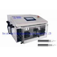 Automatic feeder stripping machine