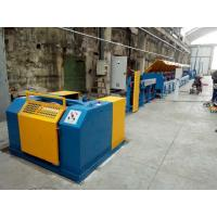 Quality Automated ISO9001 Copper Wire Drawing Machine , Horizontal Welding Rod / Wire Nail Making Machine for sale
