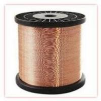 Quality Enamelled Copper Clad Aluminum Wire(ECCA),insulating film coating,widely apply to fan motors,ballast,energy saving lamp for sale
