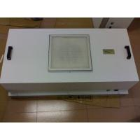 Quality FFU Clean Room Air Cleaning Equipment Fan Powered Hepa Filter Unit for sale