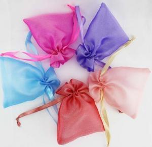 Quality organza bag organza pouch for sale