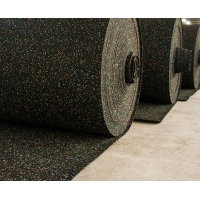 Quality Rubber Tiles Gym Mat for sale