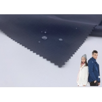 China 3 In 1 3 Layers Breathable Outdoor Nylon Taslon Fabric 70D 240GSM Water Repellent Fabric For Jacket on sale