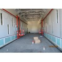Quality Custom Bus / Truck Spray Booth , Large Paint Booth CE TUV Certification for sale