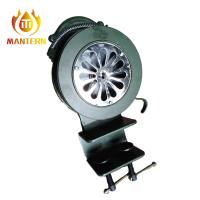 Quality Fixed Type Fire Fighting Equipment 1km Manual Operated Siren 110dB Alarm Sound Level for sale