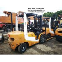 Quality secondhand cheap Used 3 ton forklift TCM FD30 diesel forklift for sale