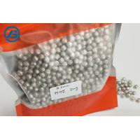 Buy cheap 99.95% Orp Magnesium Prills 5mm For Drinking Water , Alkaline Water Treatment from wholesalers