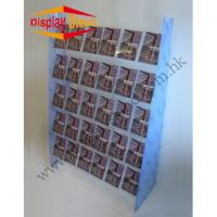 Quality Supermarket Floor Standing Acrylic POP Displays / Permanent Retail Display Stand for sale
