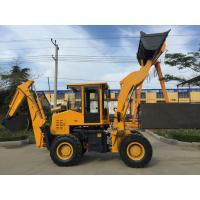 Quality WZ25-20 tunnel dedicated backhoe loader/basement dedicated backhoe loader for sale