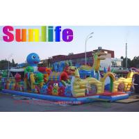 Quality hot sell inflatable jumper funcity FC100 for sale