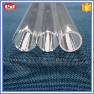 Safe Packing high quality quartz tube for uv lamp OD18MM