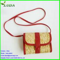 Quality Best selling wheat straw shopping bag for sale