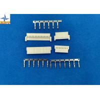 Quality 2.0mm Pitch Wire To Wire Connector With Tinned Brass Male Terminals Female Contact for sale