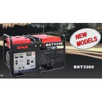 Quality 4 Stroke / OHV Small Gas Powered Generator , 15KW Three Phase for sale