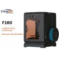 Buy cheap Automatic Metal Frame 3d Printer CreatBot F160 High Resolution 110V / 220V from wholesalers