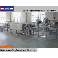 Quality ZX Series Clean Vegetable Processing Line for sale