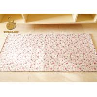 Buy Customized Size	Children Non Slip Area Rugs With Rubber Backing Easy Clean at wholesale prices