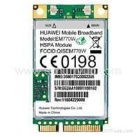 Quality Mini 3G Module, mini pci module Stamps Hole Form With WinCE,  Linux Operating System for sale