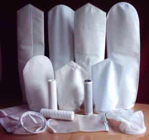 Quality Micron felt liquid filter bag (filter sock) for sale