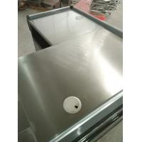 Buy Retail Store Small Express Checkout Counter , Cash Register Table Counter Custom at wholesale prices