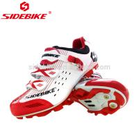 China Versatile Mens MTB Cycling Shoes Water Resistant With Special Buckle D-Link on sale