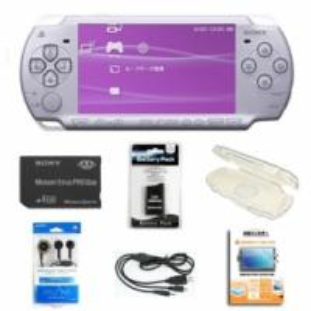 Quality Sony PSP 3000 Purple8GB for sale