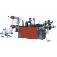 Quality Microcomputer Linked and Rolled Automatic Bag Making Machine for sale
