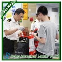Quality Personal belongings to Shanghai airport customs liquidation &  Import customs agent for sale