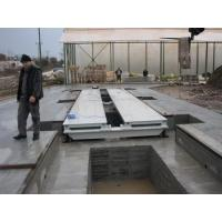 Quality Pit Mounted Vehicle Weight Scales / Heavy Duty Platform Weighing Scale for sale