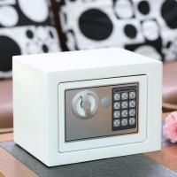 Quality Office Burglar - Proof Key Storage Box  Full Steel Electronic Hotel Safety Cabinet for sale