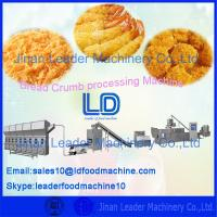 Quality Bread crumb making machinery, 300Kg/h for sale