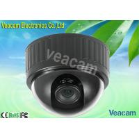 Quality 4-9mm ManuaL Zoom Lens Dome Infared Camera with Auto Electronic Shutter Time for sale