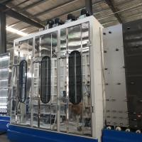 Quality ISO Low - E Glass Washing And Drying Machine Double Glass Making Machine for sale