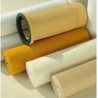 Buy Polyester Anti static Dust Collector Filter Cloth / Carbon Fiber Needle Punched at wholesale prices