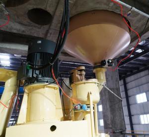 Quality Automatic Concrete AAC Block Brick Making Production Line Machine-Aluminum powder mixer for sale