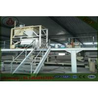 Quality Automatic Prefabricated Walls Fiber Cement Board Production Line Panel Making Machinery for sale