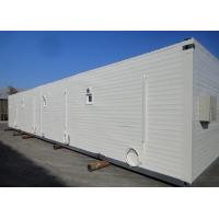 Mining Company Steel Shipping Containers / Light Steel Frame Container House